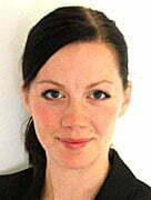Charlotte Aleman, kommunikatör på PTS