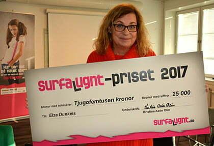 Elza_Dunkels_Surfa Lugnt-priset_420